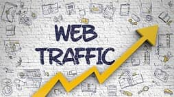 Website Traffic - The Appear